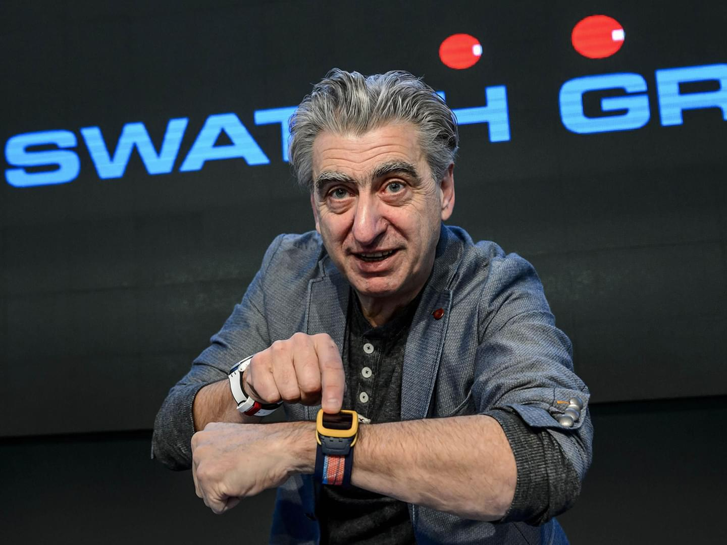 Nick Hayek Swatch Group