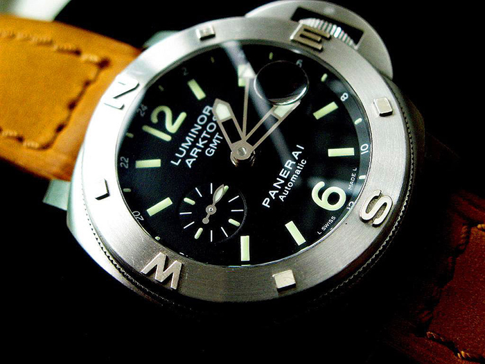 Panerai Luminor Arktos GMT