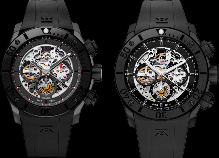 Class-1-Automatic-Chronograph-Skeleton-of-Edox